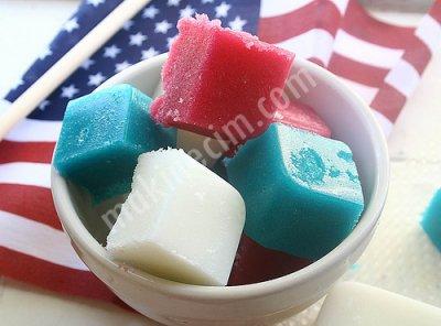 Renkli, Kokulu Ve Şekilli Küp Şeker Makinası