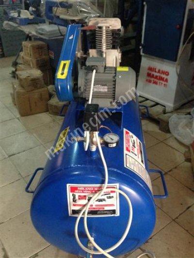Sıfır 400 Litre Kompresör Makinası Uzelsan Marka