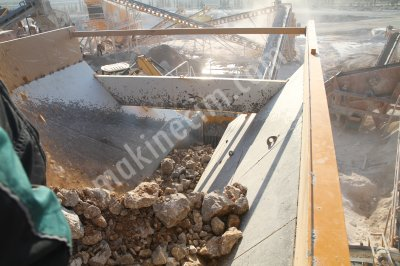 110Luk Crusher Plant With Strong Crushing Capacity