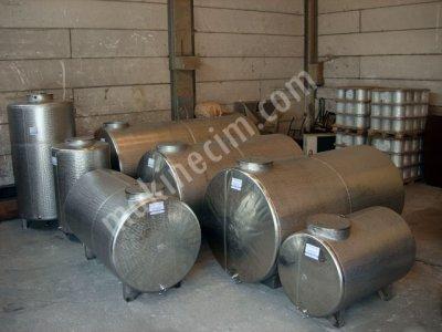 Hesaplı Su Ve Kimyasal Tankları