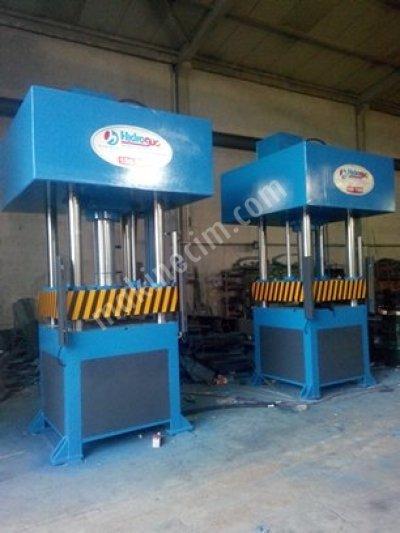 Satılık Sıfır Hydraulic Press ..sac Sıvama Presler Fiyatları Konya sıvama,sıvama presler,sutunlu sıvama pres,hidro,hidrogüç,hidrolik pres,pres,kolonlu,hac tipi,platina şase