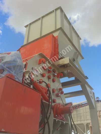 Entema 07-15 New Generation Of Tertiary Crusher