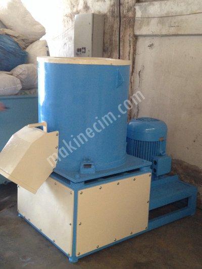 Satılık 2. El İzmir Teknik Makina Agromel Makinaları Fiyatları İzmir agromel,granül,kırma,plastik,geri dönüşüm