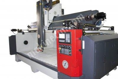 Robotiksan Ax 5  Metal İşleme Merkezi  En İyisi