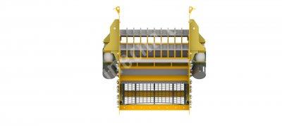 Izgaralı Elekler-General Makina