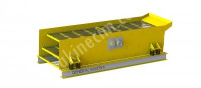 Gnr2460 Titreşimli Elek General Makina