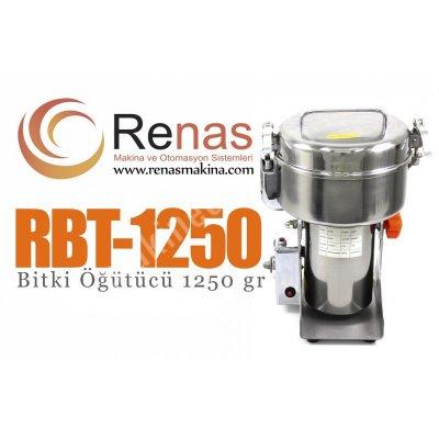 Renas Pudra Şekeri Yapma Makinası 1.250 Gr Paslanmaz Çelik 28000 Devir