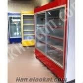 Satılık İkinci El ikinci el sütlük Fiyatları Ankara sütlük dolap süt dolabı sütlükler şise soğutucu