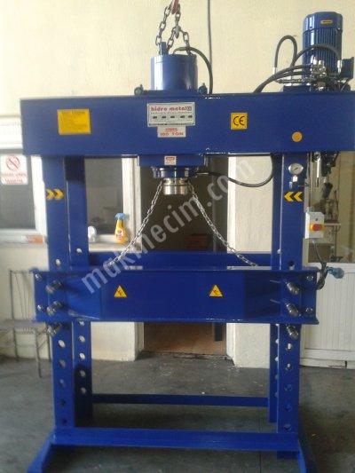 180 Tons Hydraulic Work Shop Press