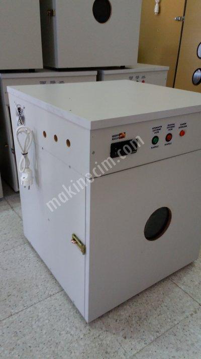 125' Yumurtalık Otomatik Kuluçka Makinası..servo Kuluçka