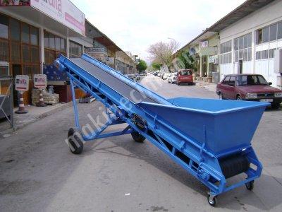 Satılık Sıfır GÜBRE YÜKLEME BANTI Fiyatları İstanbul gübre yükleme bant konveyör band