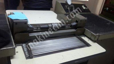 Fortuna Deri Yarma Makinası (42 Cm)