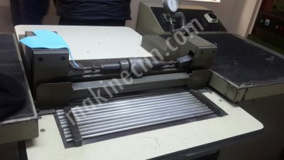 Satılık İkinci El FORTUNA DERİ YARMA MAKİNASI (42 CM) Fiyatları İstanbul deri yarma makinası,fortuna deri yarma