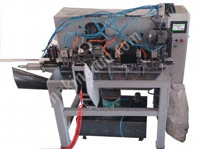 Alüminyum Küpeşte İşleme Makinesi