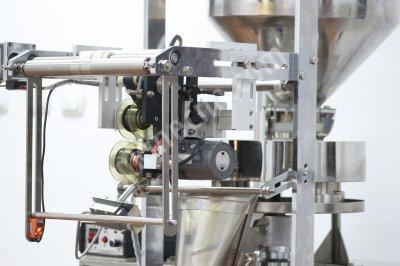 Tarhana Paketleme Makinası Tam Otomatik Tarih Kodlamalı