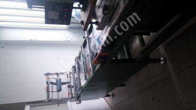 Atelye Tipi Otomatik Ve Manüel Kontrollü Dikey İndüksiyon Sertleştirme Makinası 30 Kw