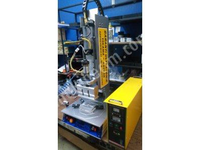 Satılık Ultrasonik Kaynak Makinesi 20Khz-5000W 5 Yıl Garantili