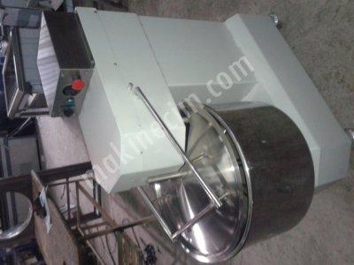 Spiral Hamur Yogurma Makinası