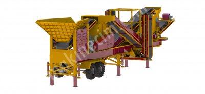 2015 Model Mobil Tersiyer Kum Makinası - General Makina