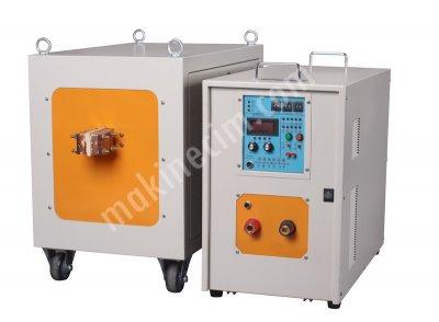 80Kw Yüksek Frekans İndüksiyon Isıtma Makinası
