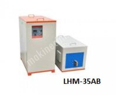 35Kw Orta Frekans İndüksiyon Isıtma Makinası