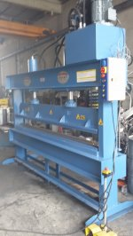 80 Tons Hydraulic  Press