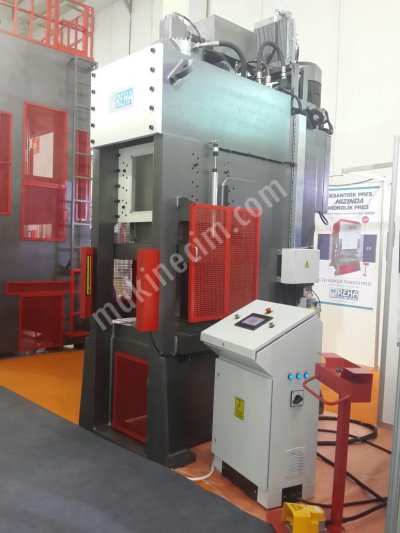 For Sale New 200 TONS HYDRAULIC PRESS AS ECCENTRIC PRESS SPEDD D FRAME