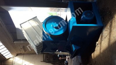Plastik Kırma Makinası