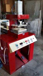 25 Cm X 25 Cm Lik Varak Yaldız Baskı Makinası -Pnomatik Sistem   14500  Tl