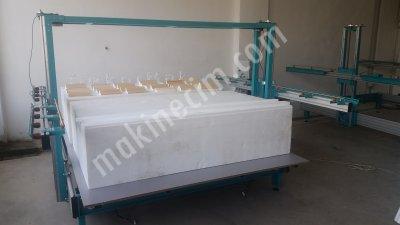 Satılık Sıfır Söve Kesme Makinası Fiyatları Bursa eps,foam,cnc,söve,strafor,köpük,sıcak tel,cutter