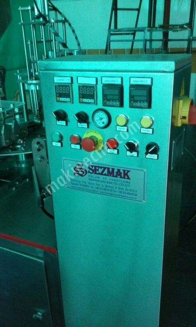 Satılık 2. El ayran dolum makinası Fiyatları İstanbul ayran dolum