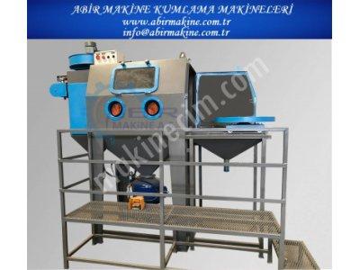 Basınçlı Kabin Kumlama Makinesi