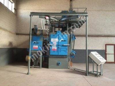Hook Type Blasting Machine