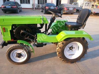 Mini Bahçe Traktörü , Bahçe Çapalama Makinası , Çapa Ve Pulluk İle
