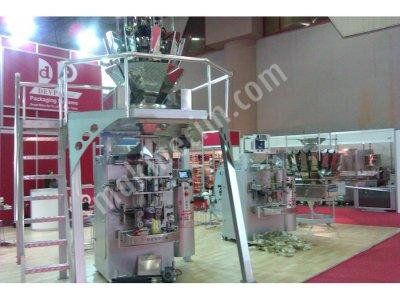 Satılık Sıfır DEVPAK KURUYEMİŞ VE BAKLIYAT PAKETLEME MAKİNALARI Fiyatları Konya dikey dolum makinası,paketleme makinaları,paketleme makinası