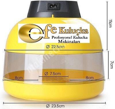 8 Yumurta Hobi Kuluçka Makinesi