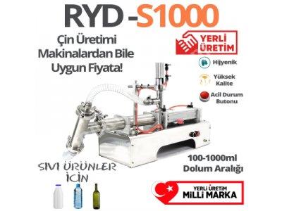 Renas Sıvı Deterjan Dolum Makinası 1000 Ml