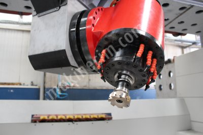 Italyan Macmazza Ts 100 Cnc Panel Ebatlama Makınesı 2005 Model