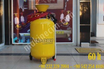Satılık Sıfır köpük tankı 60 lt Fiyatları İzmir oto yıkama köpük tankı,60 litrelik köpük makinası,köpük makinası,köpük makinaları,krom köpük tankı
