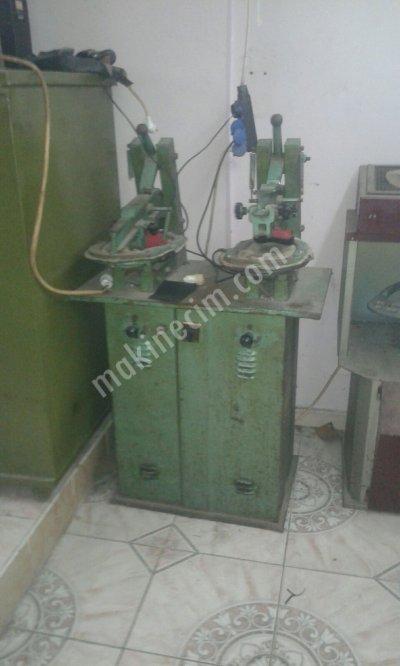 Satılık 2. El Yapıştırma presi Fiyatları Adana ayakkabı tamir makinesi