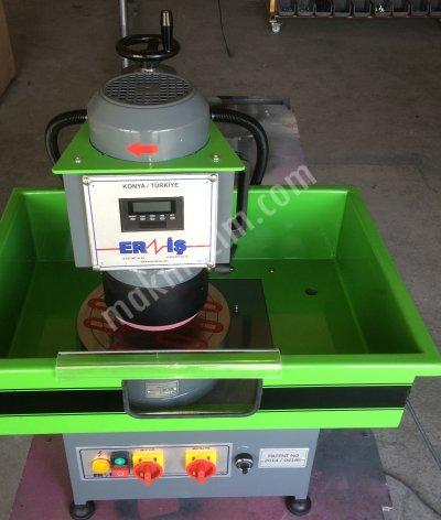 Döner Tablalı Çanak  Taşlama Makinası