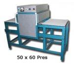 Transfer Baskı Makinesi -Süblime Baskı Makinası-50 Cm X 60 Cm