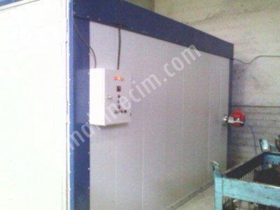 Satılık 2. El toz boya fırını Fiyatları İzmir toz,boya,makina,