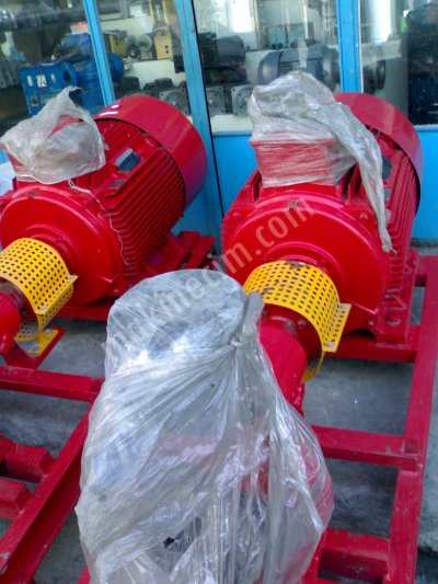 Satılık Sıfır 75 KW ELEKTRİK SU MOTORU Fiyatları Konya 75 kw elektrik su motoru-pompası