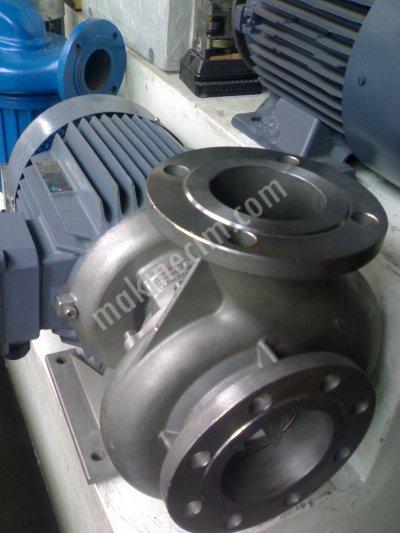 Satılık Sıfır 7.5 Kw Krom Elektrik Su Motoru Fiyatları Konya 7.5 kw elektrik krom pompa-santrafüj