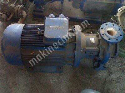 30 Kw Elektrik Su Motoru