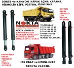 Hidrolik Kamyon Kapak Lift Konya, Hidrolik İş Makinası Kapak Lift Konya, Hidrolik Kepçe Lift Konya,