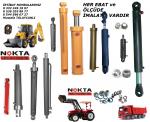 Hidrolik İş Makina Pistonu Tamirat, Hidrolik Forklift Pistonu İmalat, Hidrolik Kepçe Pistonu İmalat,