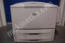 Satılık İkinci El HP 9000 DAKİKADA 50 SAYFA EN HIZLI VE EKONOMİK YAZICI Fiyatları Kayseri hp