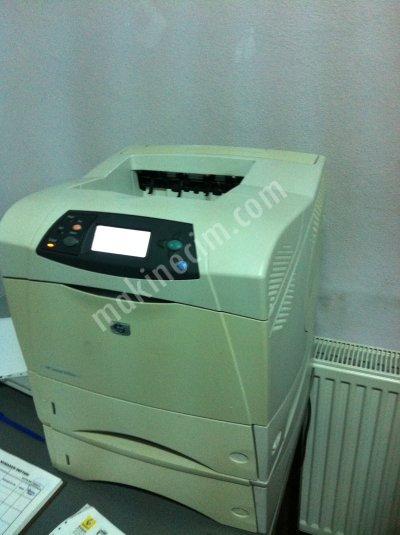 Satılık 2. El HP 4350 EN HIZLI YAZICI DAKİKADA 50 SAYFA Fiyatları Kayseri hp